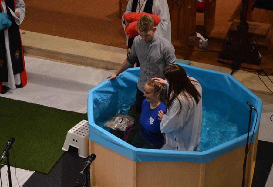 adult baptism
